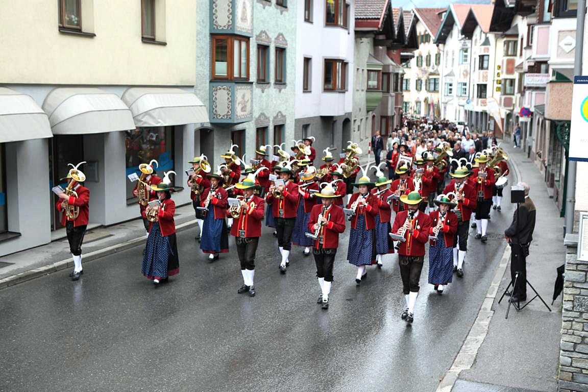 Unsinniger Donnerstag 2019 Matrei am Brenner. Foto: Tamara Kainz (Bezirksblätter)