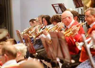 "Trompetenregister ""Bugler's Holiday"" - Frühjahrskonzert 2019 - Musikkapelle Matrei-Mühlbachl-Pfons"