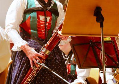 Petra Hörtnagl - Fagottsolo - Frühjahrskonzert 2019 - Musikkapelle Matrei-Mühlbachl-Pfons